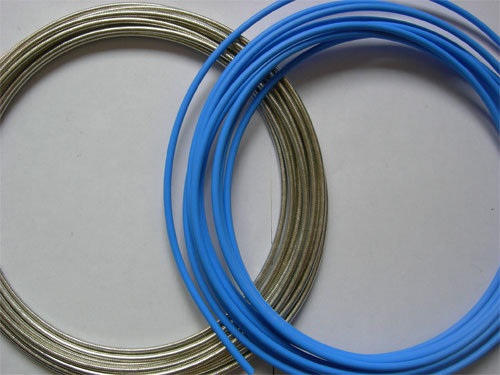 HSF-047-FEP Semi Flexible Coax Cables